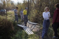 Этот мост явно не для джипа