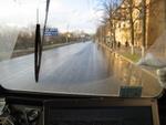 Постояв немного в тверских пробках и посмотрев по дороге город, опять выдвигаемся в сторону намеченного маршрута, с планами менять помпу на ближайшем съезде с дороги.