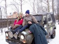 Highlight for album: Покатушки 3 января 2004