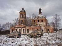 Highlight for album: ур.Чистое (Ивановская область ноябрь 2007)